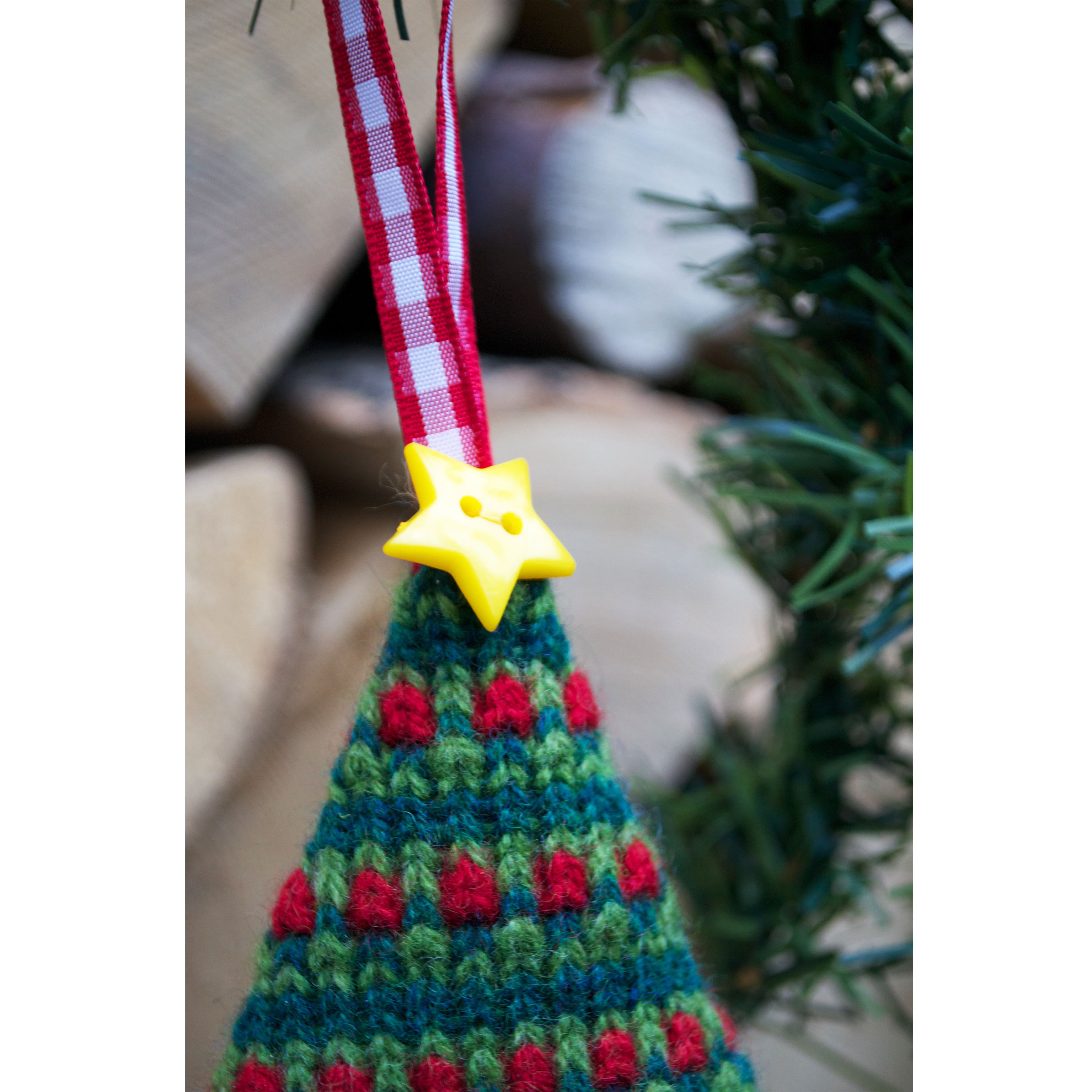 Knitted Christmas Tree – KnitWear Design